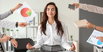 Manager, anticiper et résoudre le stress et les conflits